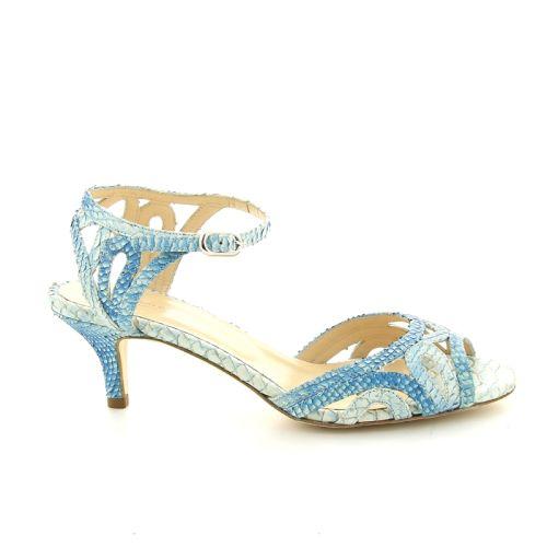 Lorenzo masiero solden sandaal lichtblauw 90884