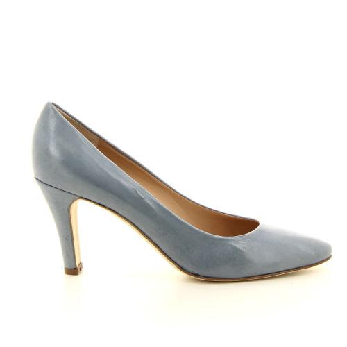 Lorenzo masiero damesschoenen pump blauw 14293