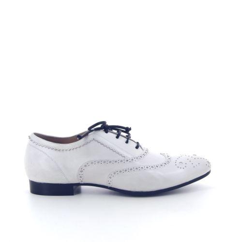 Lorenzo masiero damesschoenen veterschoen wit 173481