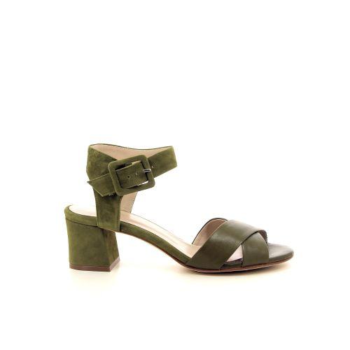 Lorenzo masiero damesschoenen sandaal groen 195836