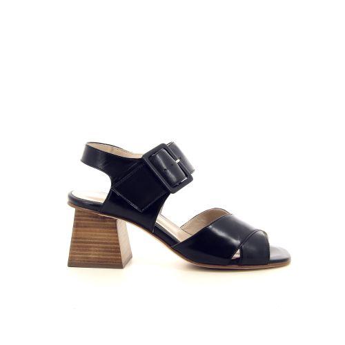 Lorenzo masiero damesschoenen sandaal zwart 195830