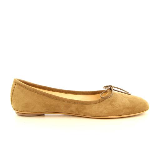 Antinori damesschoenen ballerina cognac 12405