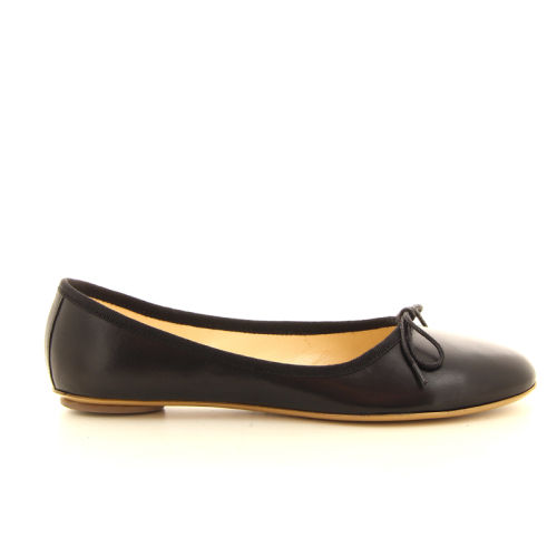 Antinori damesschoenen ballerina zwart 12405