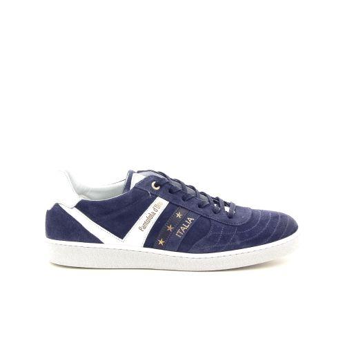 Pantofola d'oro  veterschoen blauw 182992