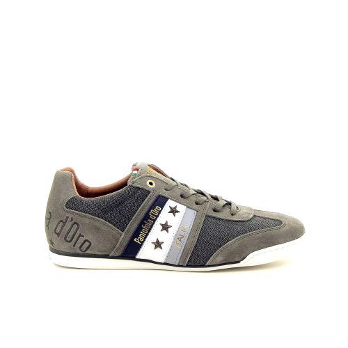 Pantofola d'oro herenschoenen veterschoen kaki 182990