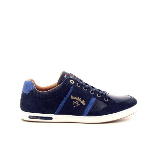 Pantofola d'oro herenschoenen veterschoen blauw 182981