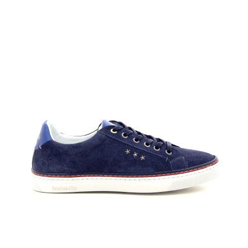 Pantofola d'oro  veterschoen blauw 182994