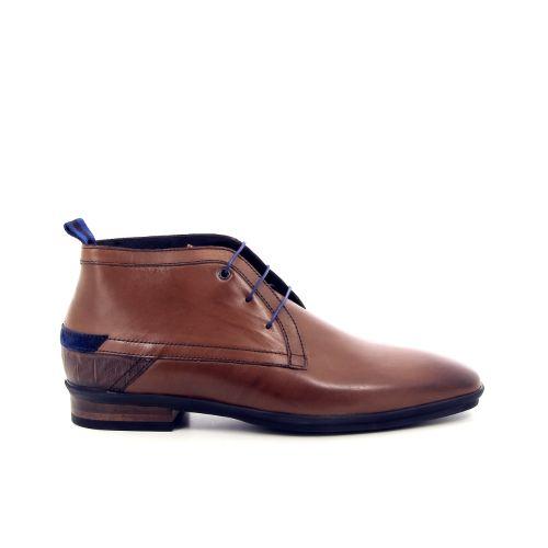Floris van bommel herenschoenen boots cognac 182425