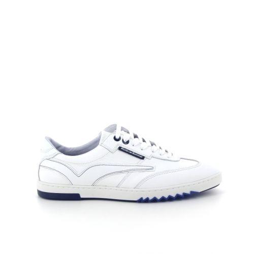 Floris van bommel herenschoenen sneaker wit 169750