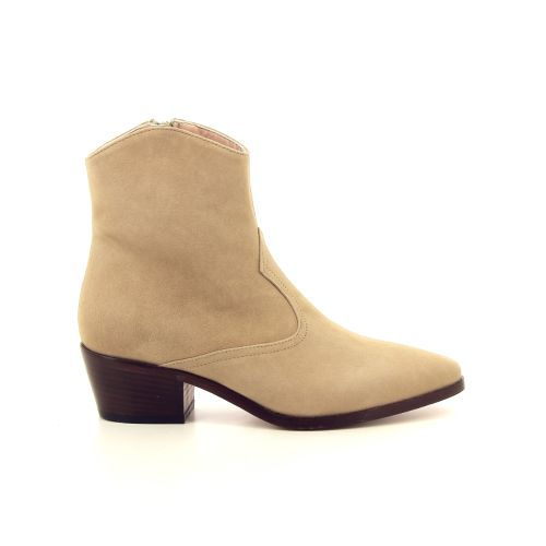 Anvers damesschoenen boots naturel 195309