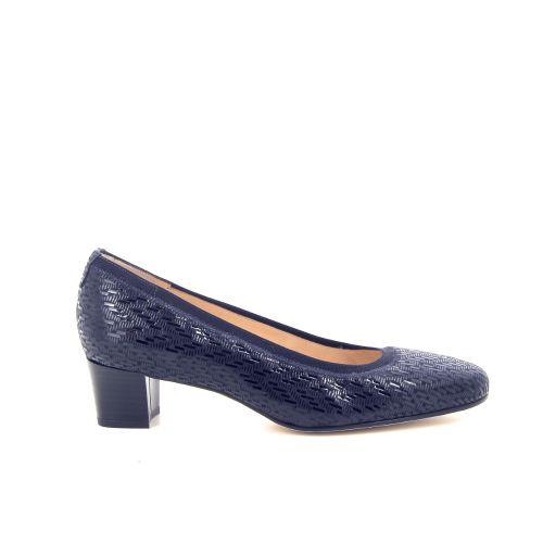 Finest damesschoenen comfort donkerblauw 174269