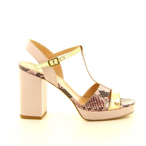 Andrea catini damesschoenen sandaal roos 10536