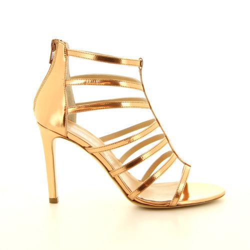 Andrea catini damesschoenen sandaal poederrose 10545