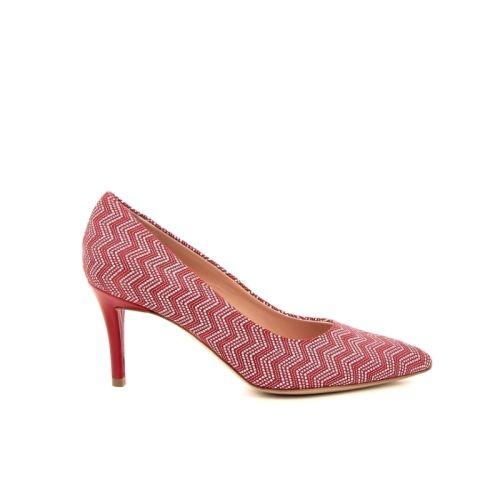 Andrea catini damesschoenen pump rood 10559