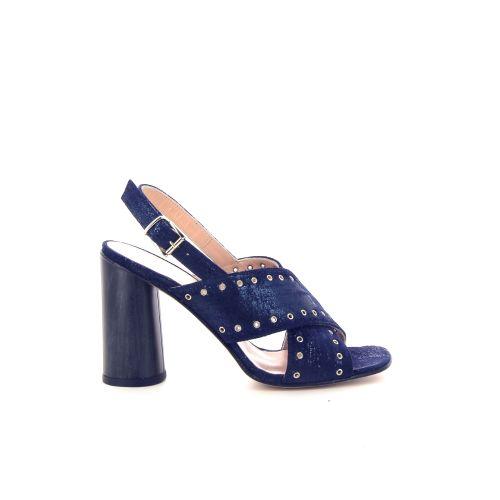 Andrea catini damesschoenen sandaal donkerblauw 182485