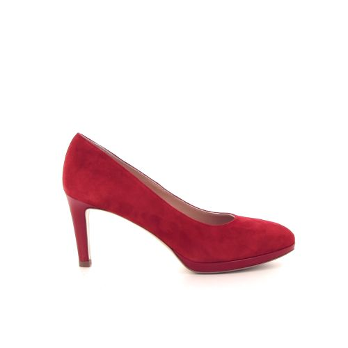Andrea catini damesschoenen pump rood 17332