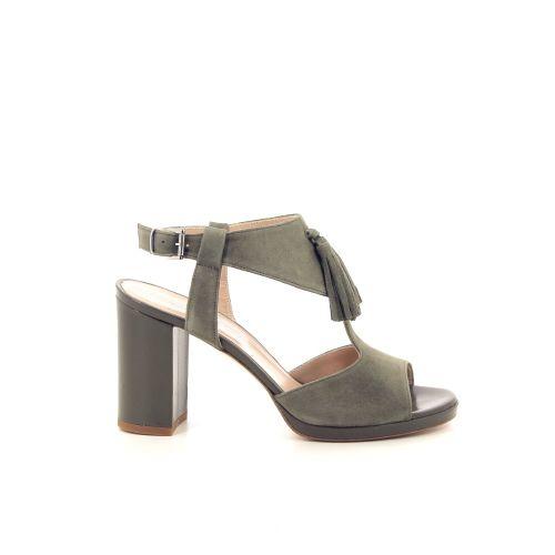 Andrea catini damesschoenen sandaal kaki 192731
