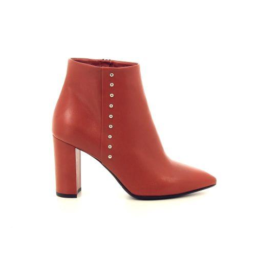 Andrea catini damesschoenen boots rood 188146