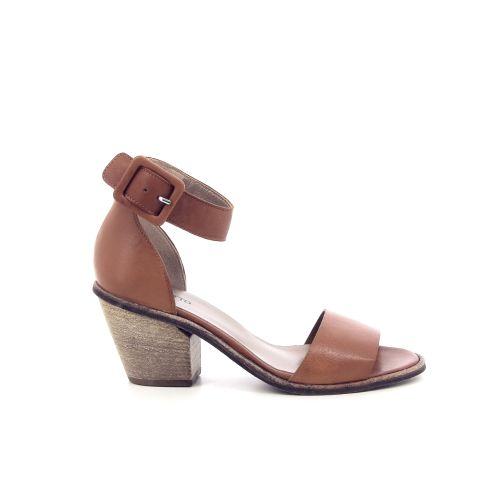 Progetto damesschoenen sandaal cognac 195292