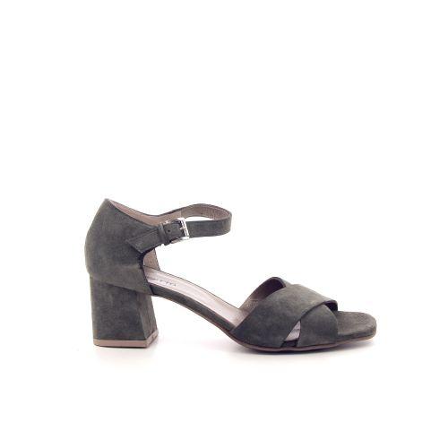 Progetto damesschoenen sandaal kaki 195295