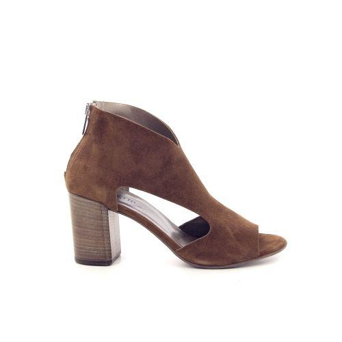 Progetto damesschoenen sandaal cognac 195290