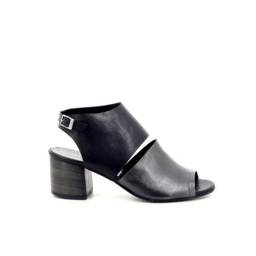 Progetto  sandaal zwart 195299