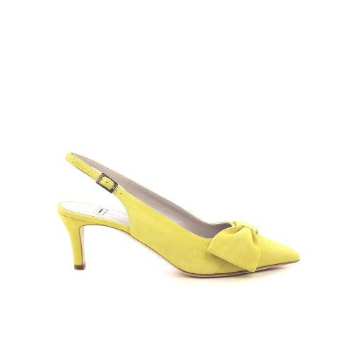 Natan  sandaal citroengeel 195815