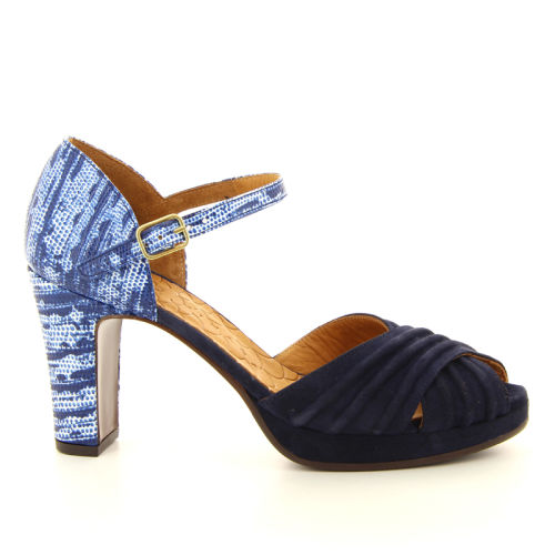 Chie mihara solden sandaal donkerblauw 12465