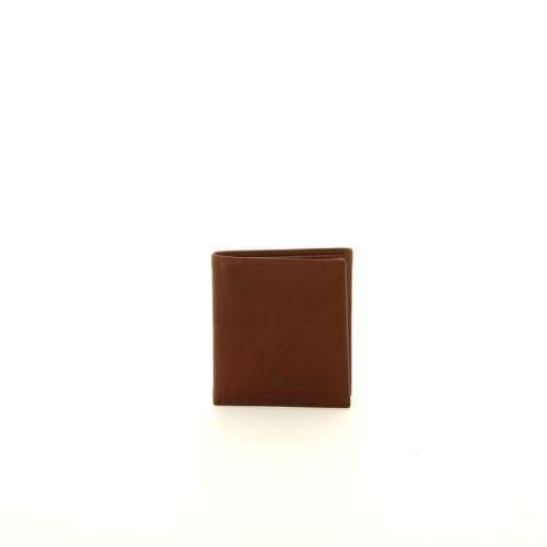 Arthur & aston accessoires portefeuille cognac 170687
