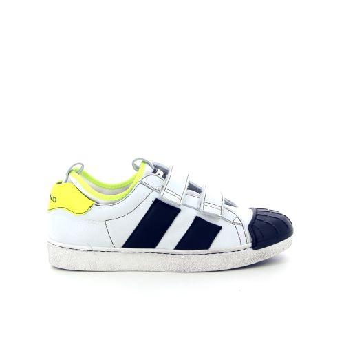 Momino kinderschoenen sneaker wit 176590