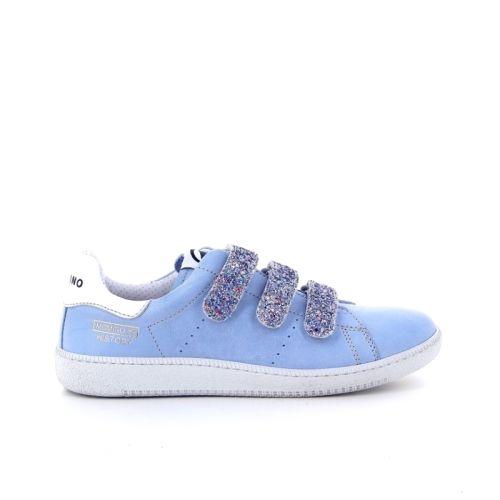 Momino kinderschoenen sneaker lichtblauw 169283