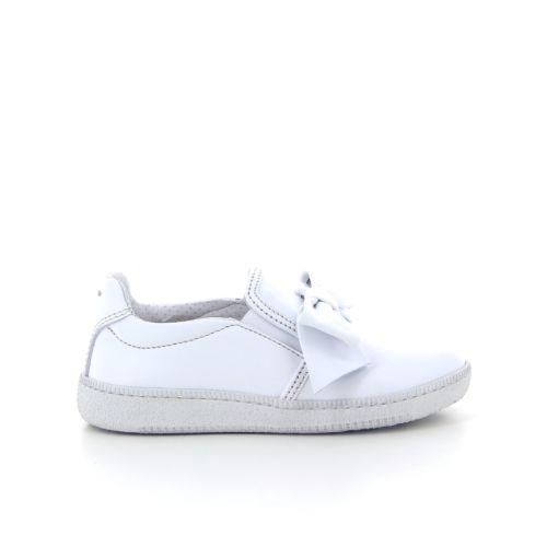 Momino kinderschoenen sneaker zilver 169280