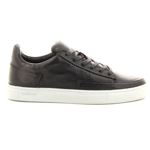 Blackstone herenschoenen sneaker zwart 93682