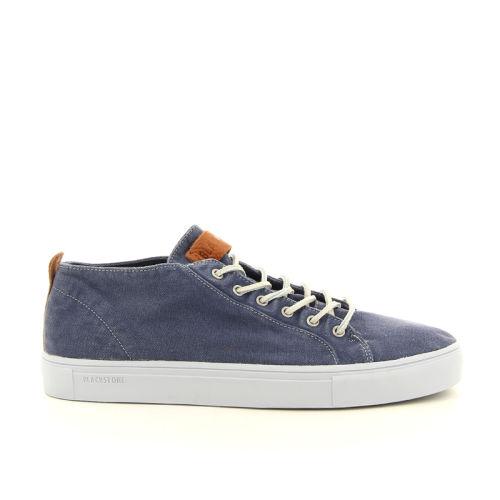 Blackstone herenschoenen sneaker jeansblauw 98913