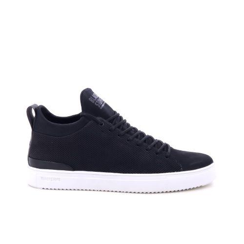 Blackstone herenschoenen sneaker zwart 200878
