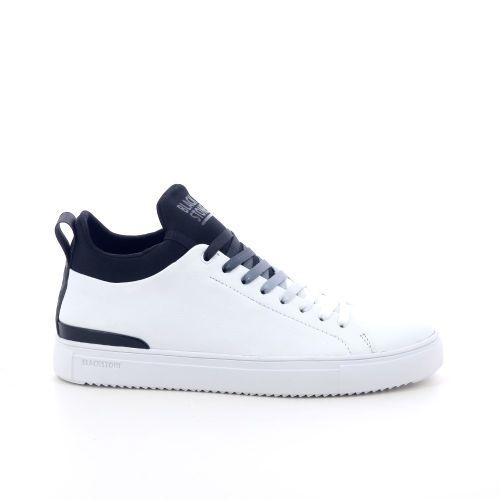 Blackstone herenschoenen sneaker wit 200879
