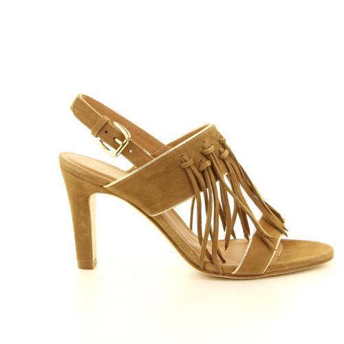 Gigue damesschoenen sandaal licht naturel 12706