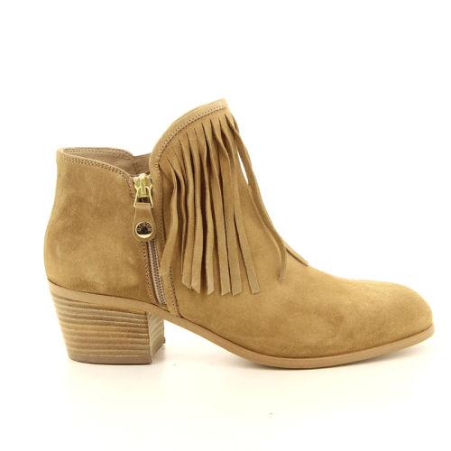 Gigue damesschoenen boots cognac 12708
