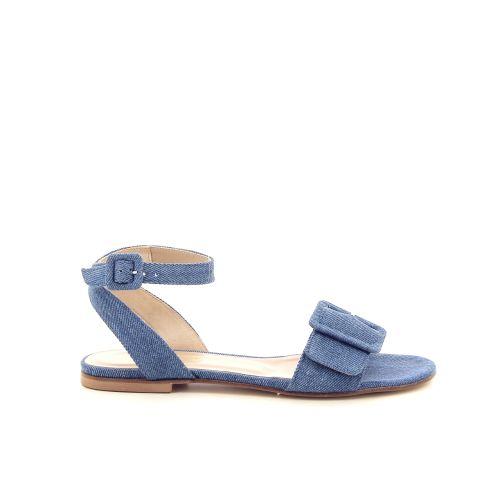 Gigue damesschoenen sandaal blauw 195320
