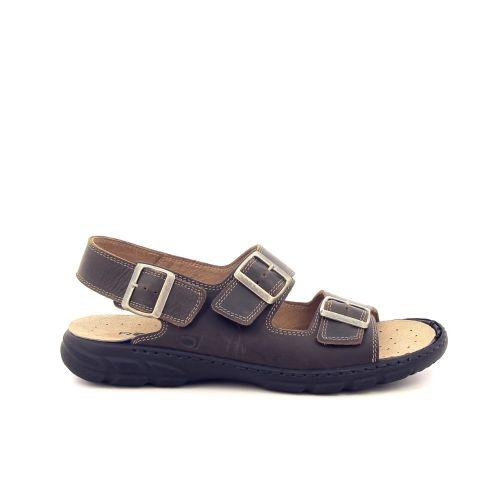 Rohde herenschoenen sandaal bruin 194066