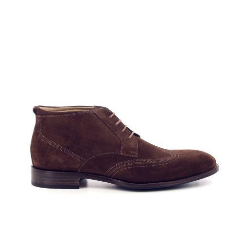 Di stilo herenschoenen boots cognac 199347