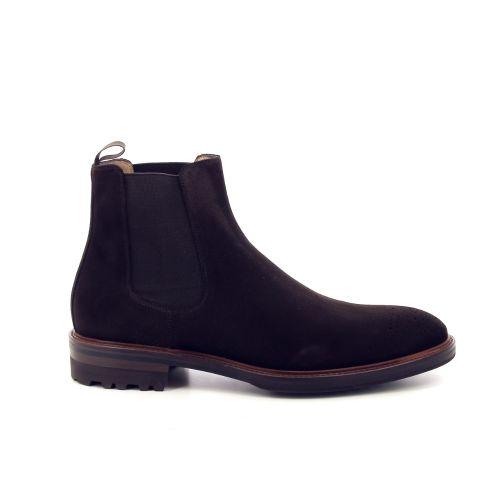 Di stilo herenschoenen boots d.bruin 199348