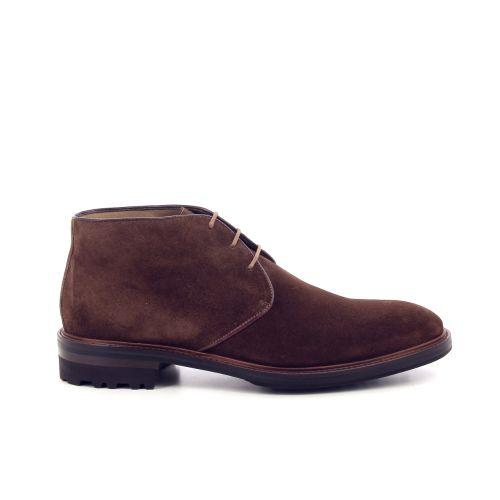 Di stilo herenschoenen boots cognac 199351