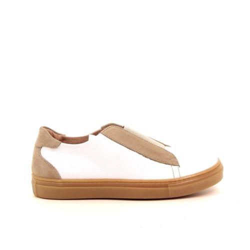 Gallucci kinderschoenen sneaker wit 170245