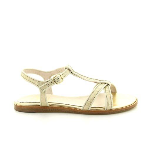Gallucci kinderschoenen sandaal goud 88733
