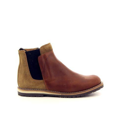 Gallucci kinderschoenen boots cognac 179052