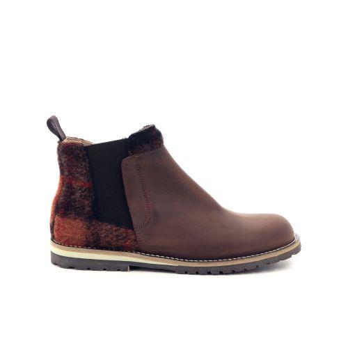Gallucci kinderschoenen boots cognac 199662