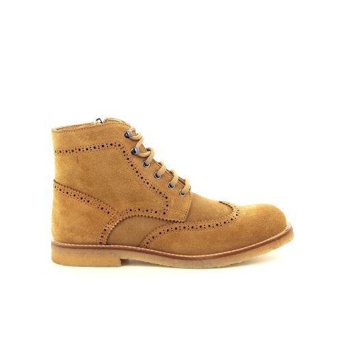 Gallucci kinderschoenen boots cognac 179047
