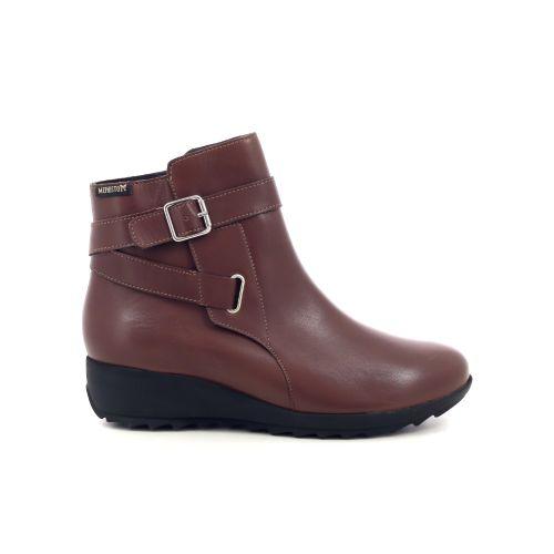 Mephisto damesschoenen boots cognac 200287