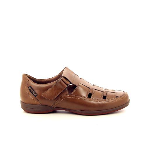 Mephisto herenschoenen sandaal cognac 194099
